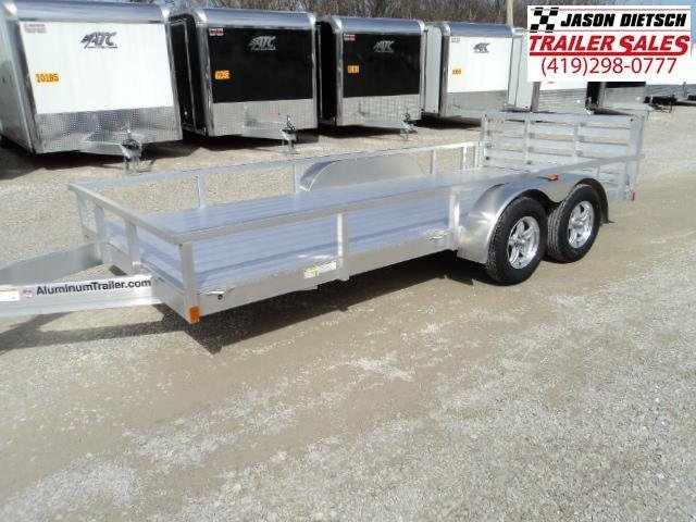 2018 ATC 7X16 Utility Trailer... STOCK AT-213354