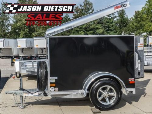2019 Sundowner MiniGo 4X8 Enclosed Cargo Trailer....Stock#SD-2685