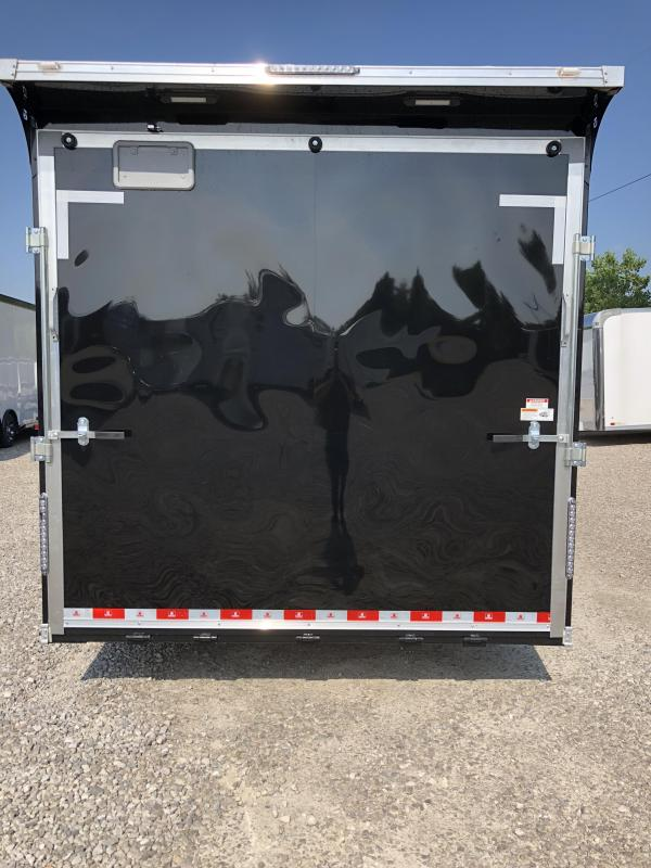 2019 United Trailers UXT 8.5X28 Enclosed Cargo Trailer... STOCK# UN-163215