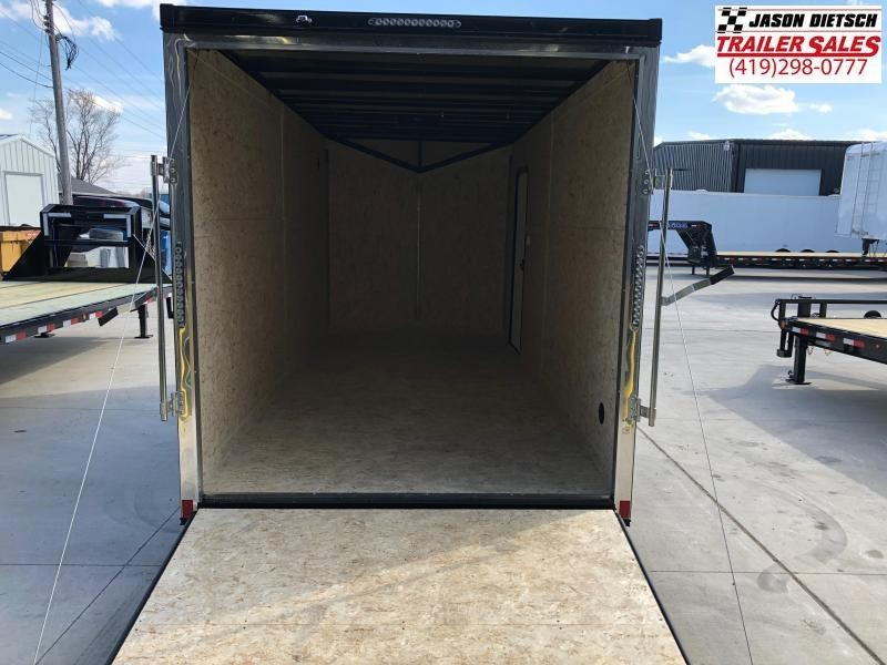 2020 Impact Trailers 7x16 EXTRA HEIGHT Enclosed Cargo Trailer....IMP001699