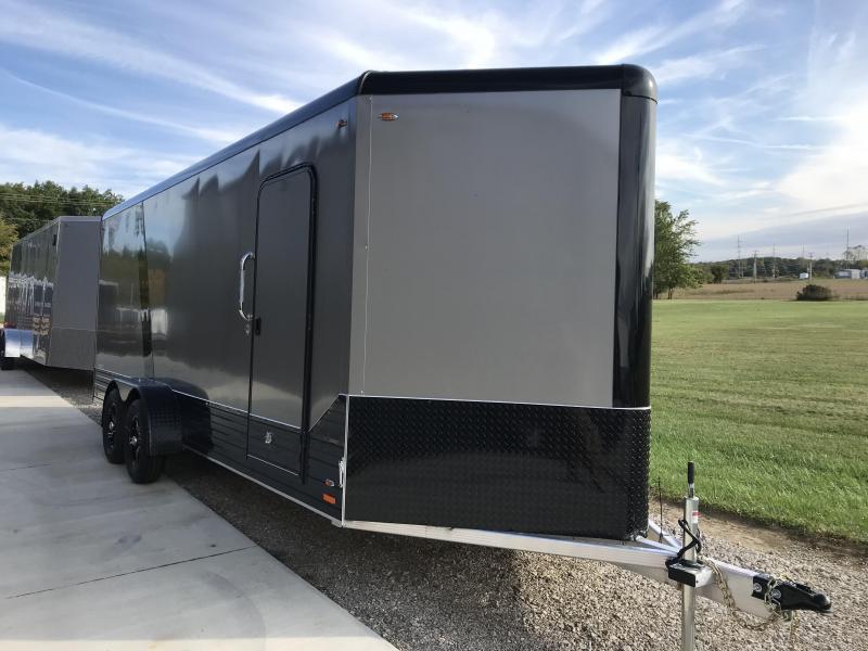 2019 Legend Manufacturing 7X23 DVN Enclosed Cargo Trailer....STOCK LG-317333
