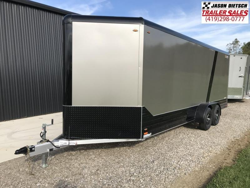 2019 Legend Manufacturing 7X23 DVN Enclosed Cargo Trailer....STOCK LG-317333