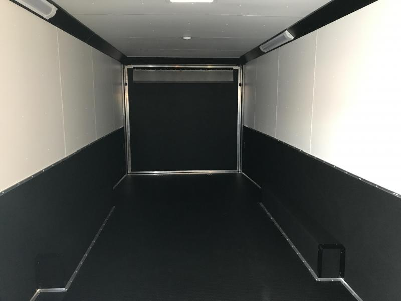 2019 United Trailers XLT 8.5X28 EXTRA HEIGHT Car / Racing Trailer....STOCK# UN-166439