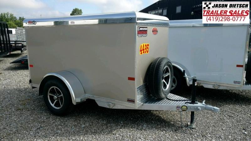 2020 Sundowner MiniGo 4X8 Enclosed Cargo Trailer....Stock#SD-CA3589