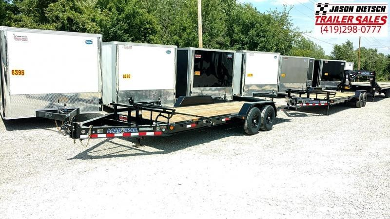 2018 Load Trail 83X20 Tilt-n-go Tandem Axle Equipment Trailer.... LT-168036
