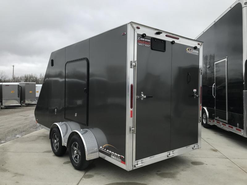 2019 Legend Manufacturing 7X17ASTA35 ATV Trailer