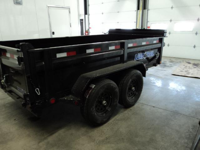 2018 Load Trail DT 72x12 Tandem Axle Dump Trailer....Stock#LT-163014
