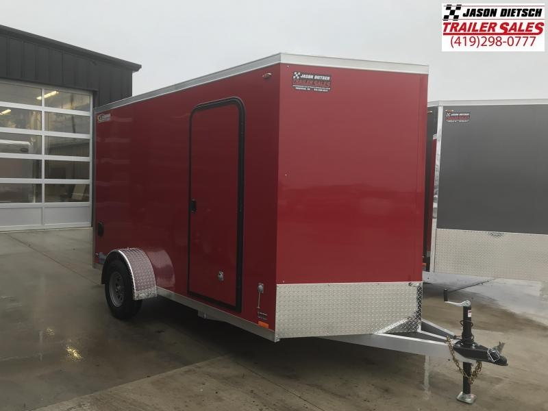 2019 Legend Manufacturing 7X14 TV Enclosed Cargo Trailer....STOCK# LG-1317323