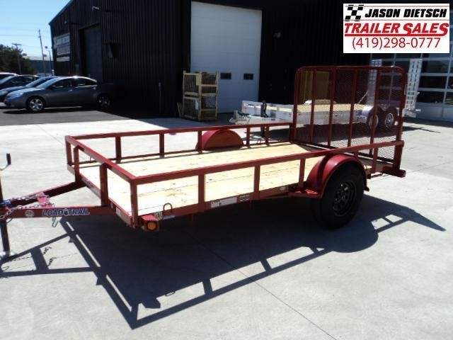 2018 Load Trail SE 77x12 Single Axle....Stock#LT-163532