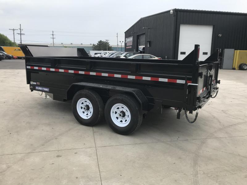 2018 Sure-Trac 82X14 Low Pro 14K Scissor Dump.... Stock# ST-240046