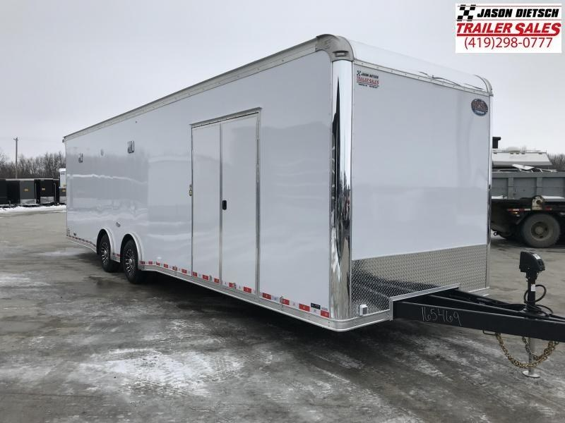 2020 United Trailers 8.5X32 Car / Racing Trailer....STOCK UN-166901