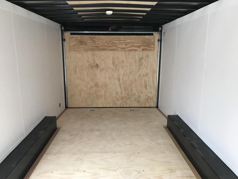 2020 United Trailer XLT 8.5X20 Enclosed Cargo Trailer....Stock# UN-166331