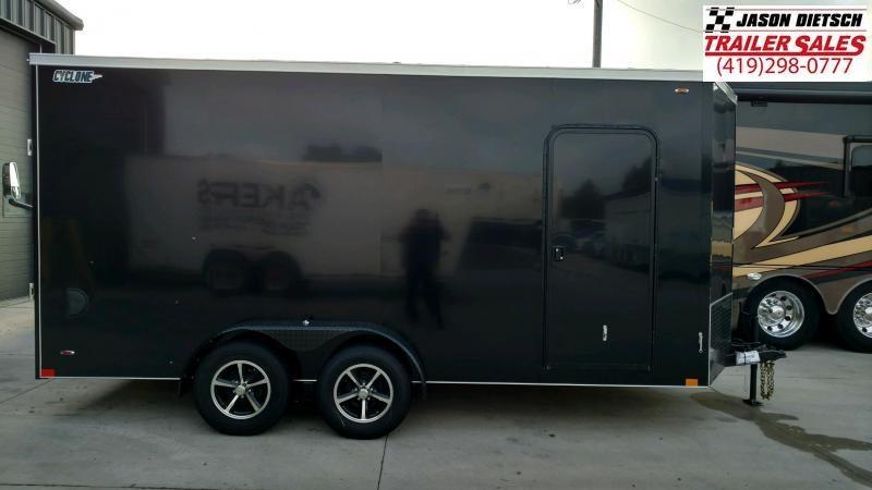 2020 Legend Manufacturing 7X18 STVt Enclosed Cargo Trailer....STOCK# LG-7360
