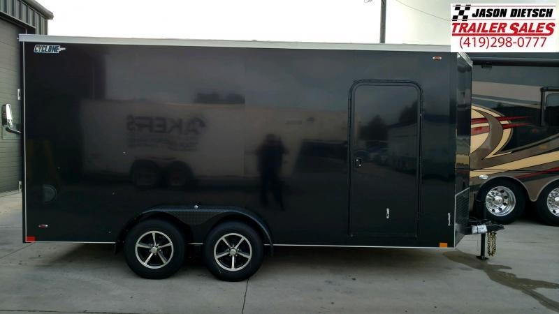 2020 Legend Manufacturing 7X18 STVt Enclosed Cargo Trailer....STOCK# LG-7360