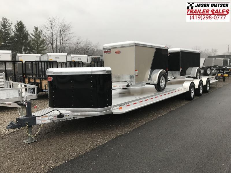 2019 Sundowner 81X36 Sunlite Car Trailer.... STOCK# SD-FA7788