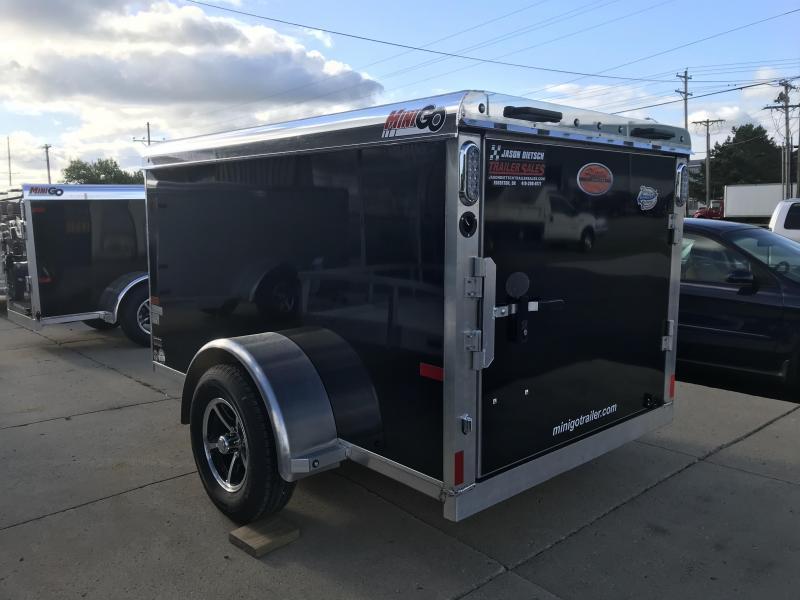 2019 Sundowner MiniGo 5X8 Enclosed Cargo Trailer....Stock#SD-CA2814