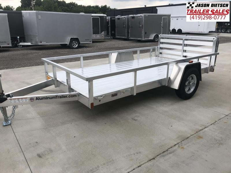 2019 ATC 6X12 Utility Trailer....STOCK # AT-214771
