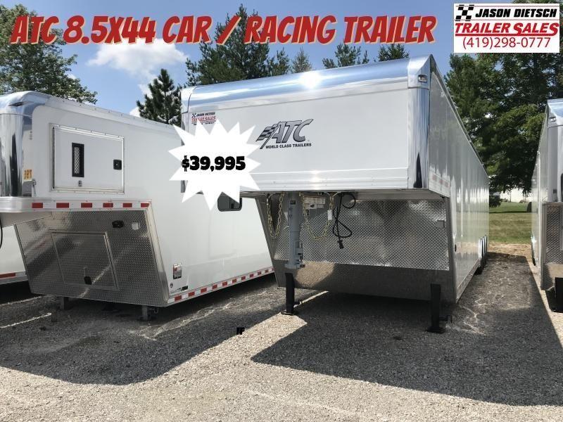 2019 ATC 8.5X44 Car / Racing Trailer.....AT-214469