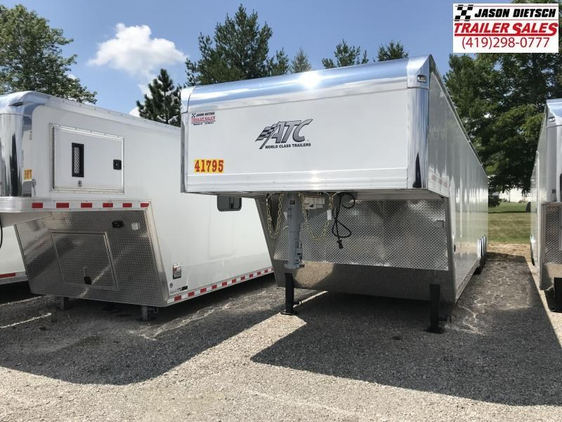 2019 ATC 8.5X44 Car / Racing Trailer.....AT-214469
