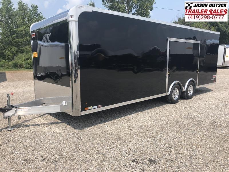 2019 ATC RAVAN 8.5X24 Car / Racing Trailer....STOCK # AT-215389