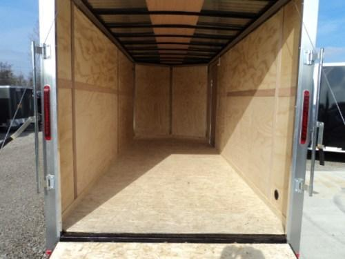 2018 RC Trailers 7X18 Enclosed Cargo Trailer STOCK- 3922