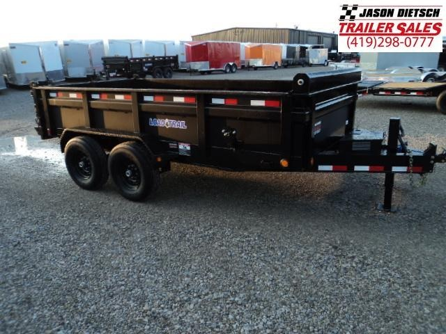 2018 Load Trail GD 83x14 Tandem Axle Dump Trailer....Stock#LT-163049