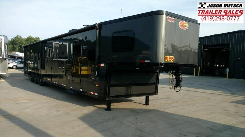 2020 Sundowner Trailers 8.5X51 Toy hauler....STOCK # SD-JA0709