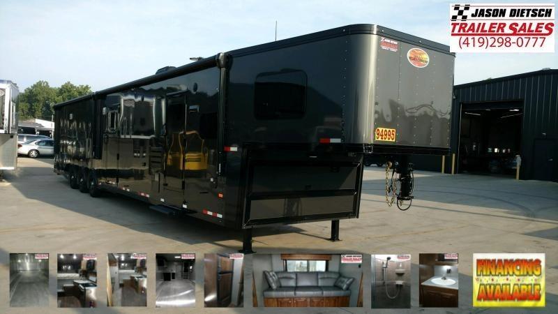 2020 Sundowner Trailers 8.5X51 Toy hauler....STOCK # SD-JA0709