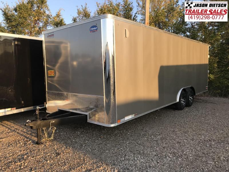 2019 UNITED XLT-8.5X24 STANDARD HEIGHT...UN-164056