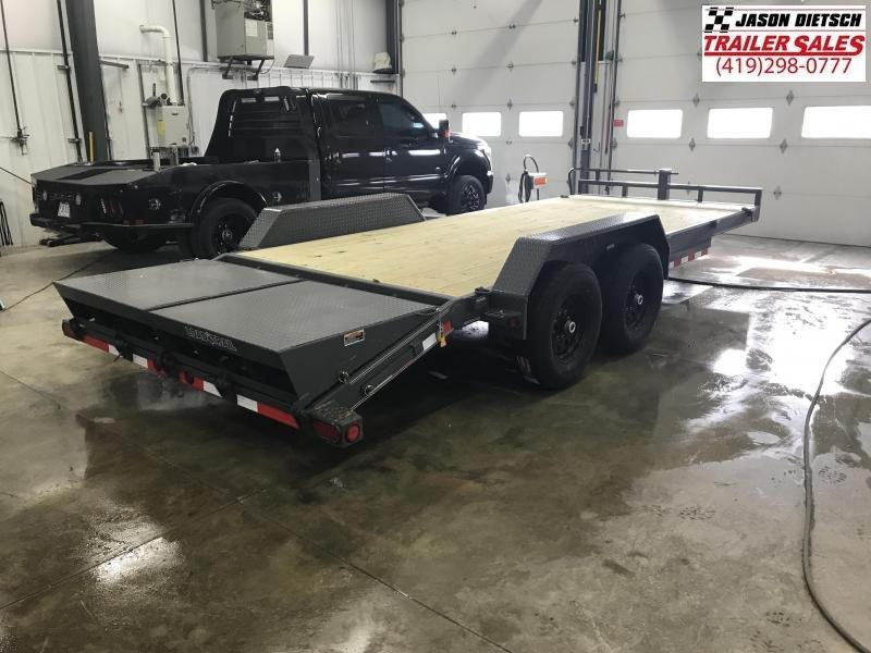 2019 Load Trail 83X20 Tandem Axle Carhauler Car / Racing Trailer....STOCK# LT-181803