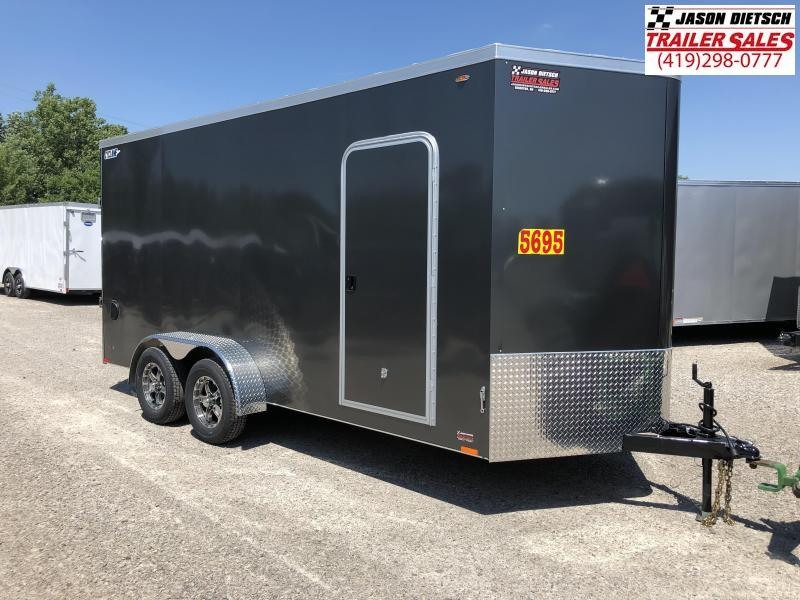 2019 Legend Manufacturing 7X18 Enclosed Cargo Trailer....STOCK# LG-317959