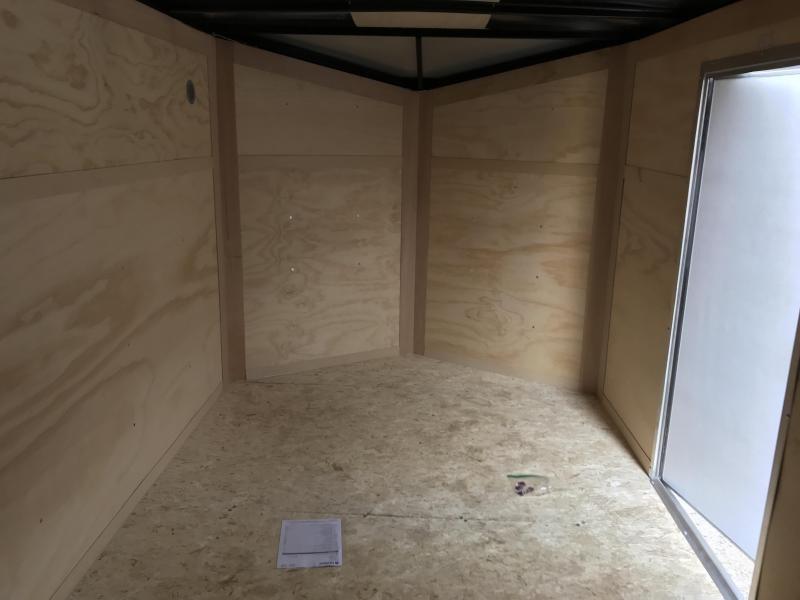 2020 United Trailers XLV 7x16 V-Nose Enclosed Cargo Trailer....Stock# UN-166167