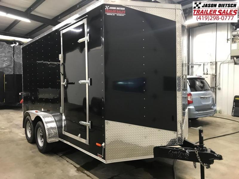 2019 RC Trailer 7x14 EXTRA HEIGHT....STOCK# RC-649848