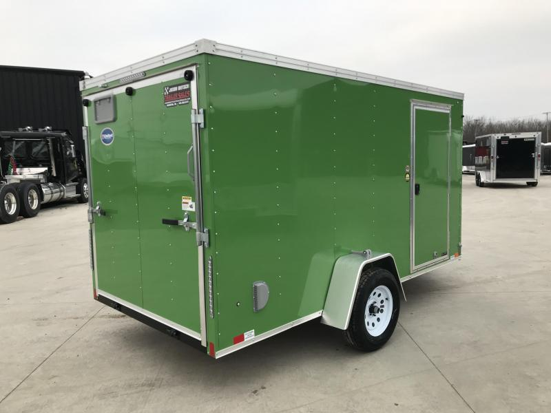 2019 United XLV 6X12 V-Nose Slant Enclosed Cargo Tr....Stock# UN-165494