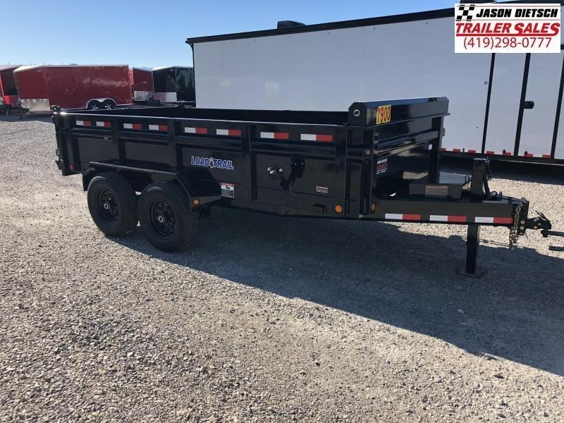 2018 Load Trail 83X14 Tandem Axle Dump Trailer....STOCK# LT-169977