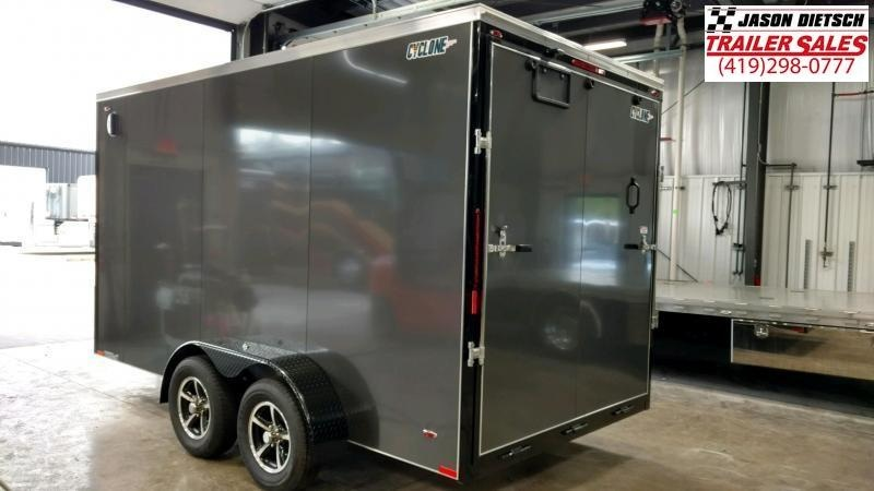 2020 Legend Manufacturing 7X16 STV Enclosed Cargo Trailer....STOCK# LG-317533