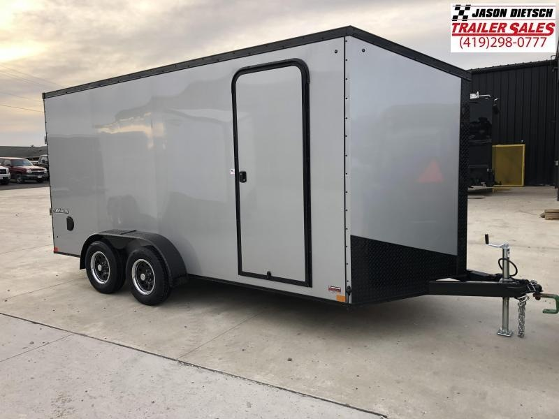2019 Impact Trailers 7x16 EXTRA HEIGHT Enclosed Cargo Trailer....IMP001346