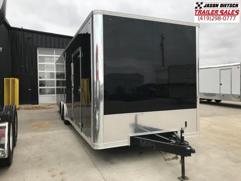 2019 United Trailers XLT 8.5X28 EXTRA HEIGHT Car / Racing Trailer....STOCK# UN-161003