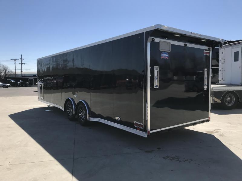 2019 United Trailer GEN 4- 8.5x28 Enclosed Race Trailer....Stock#UN-160461