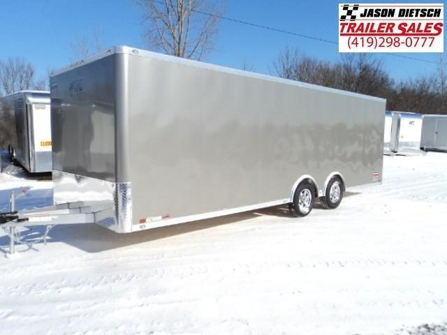 2018 ATC All Aluminum 8.5X24 Car Hauler....Stock #AT-212752
