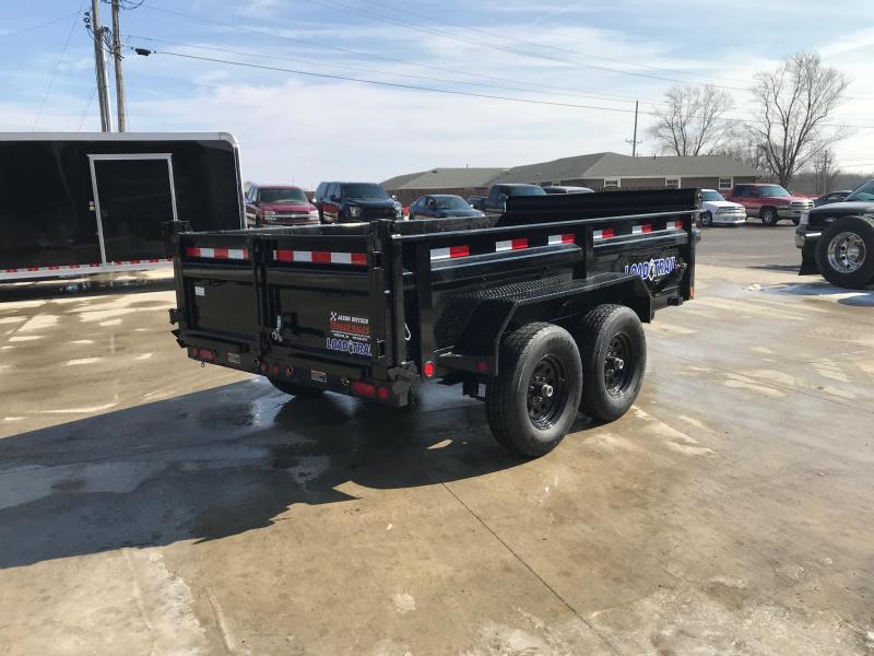 2019 Load Trail 72X12 Tandem Axle Dump Trailer....STOCK# LT-181472