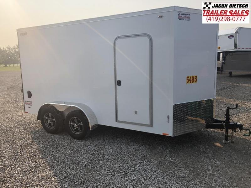 2019 Legend Manufacturing 7X16 EXTRA HEIGHT Enclosed Cargo Trailer....STOCK# LG-317968