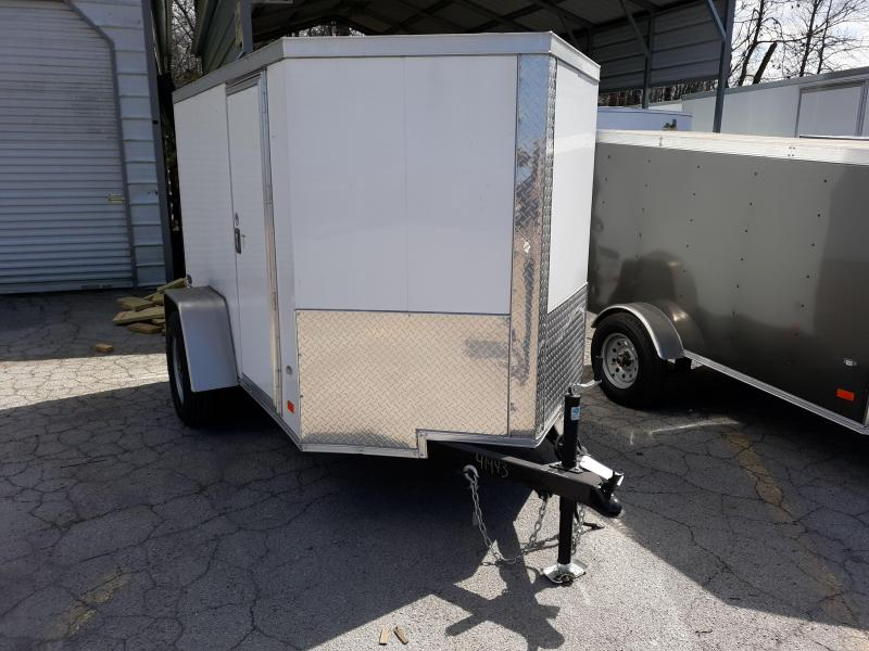 2019 COVERED WAGON 5X8 V RMP/SLESS in Hazelwood, NC
