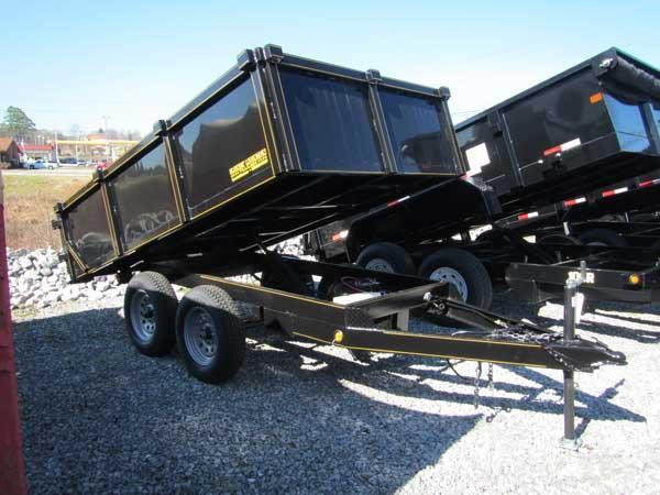 Handy Dump 6 X 10 5300 lbs Load Capacity Dump Trailer in Ashburn, VA