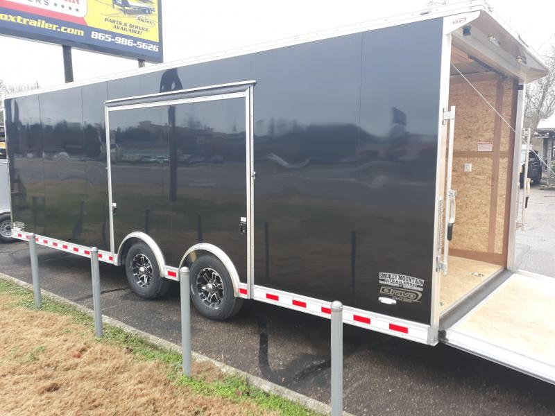 2019 BRAVO 8.5X24 ESCAPE DOOR