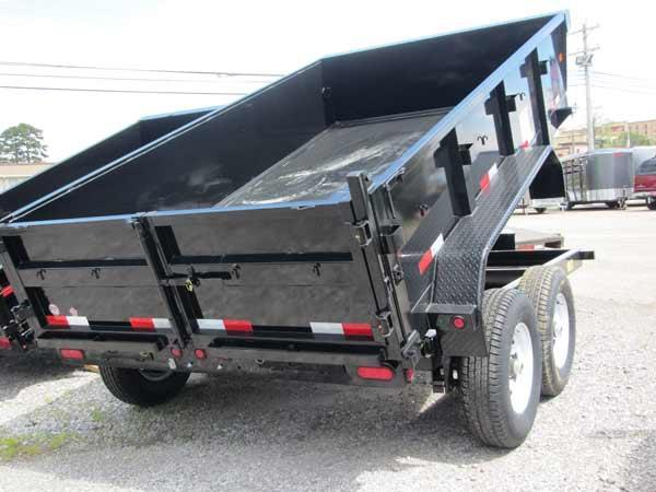 Big Tex 14 LX-12  Dump Trailer