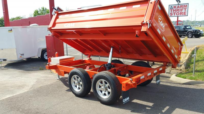 2019 Cam Superline 5CAM 3 WAY DUMP Dump Trailer