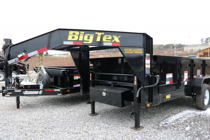 2019 BIG TEX 14GX-16