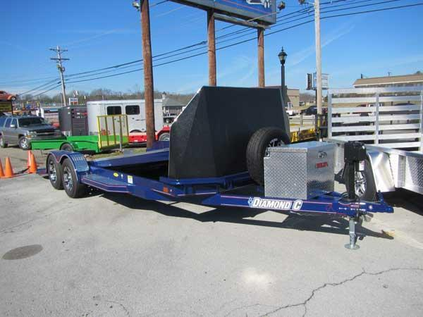 Diamond C 82 x 20 Custom Tilt Trailer in Long Creek, SC