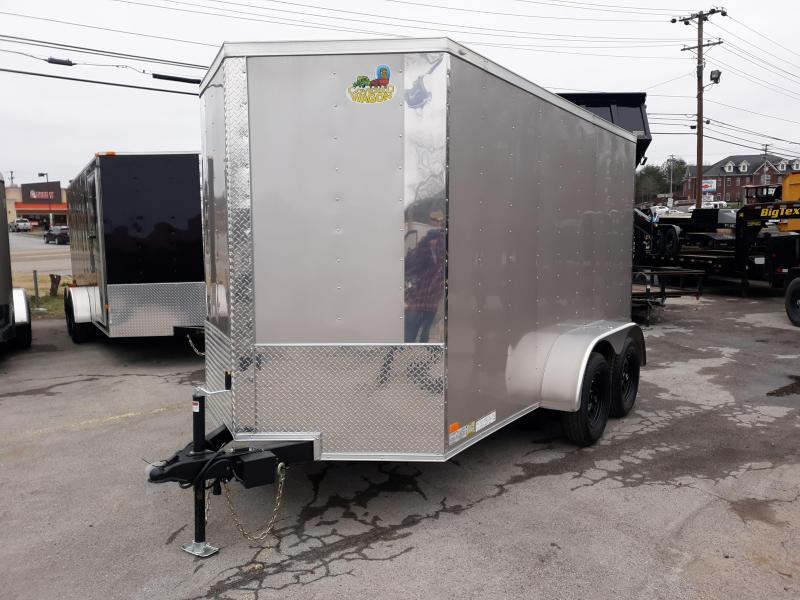 2019 COVERED WAGON 6X12 TA2 in Tuckasegee, NC